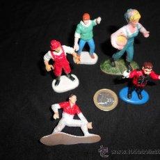 Figuras de Goma y PVC: ANTIGUAS FIGURAS DE GOMA. Lote 31535232