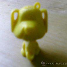 Figuras de Goma y PVC: FIGURA ANIMAL CABEZUDO DUNKIN PERRO MUSICO. Lote 31580188