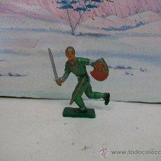Figuras de Goma y PVC: FIGURA MEDIEVAL STARLUX - - MEDIEVAL DE STARLUX - MODELO COMANSI. Lote 31687571