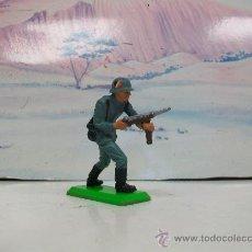 Figuras de Goma y PVC: FIGURA ALEMAN DE BRITAINS - NO PECH - ALEMAN BRITAINS . Lote 31687882