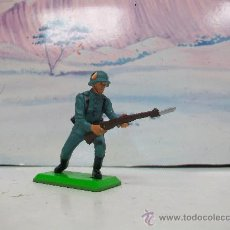Figuras de Goma y PVC: FIGURA ALEMAN DE BRITAINS - - ALEMAN BRITAINS . Lote 31687886