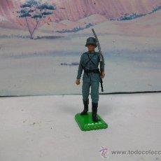 Figuras de Goma y PVC: FIGURA ALEMAN DE BRITAINS - ALEMAN BRITAINS . Lote 31687932