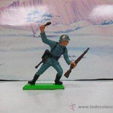 Figuras de Goma y PVC: FIGURA ALEMAN DE BRITAINS - ALEMAN BRITAINS NO PECH. Lote 31687938