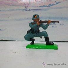 Figuras de Goma y PVC: FIGURA ALEMAN DE BRITAINS - ALEMAN BRITAINS . Lote 31687963