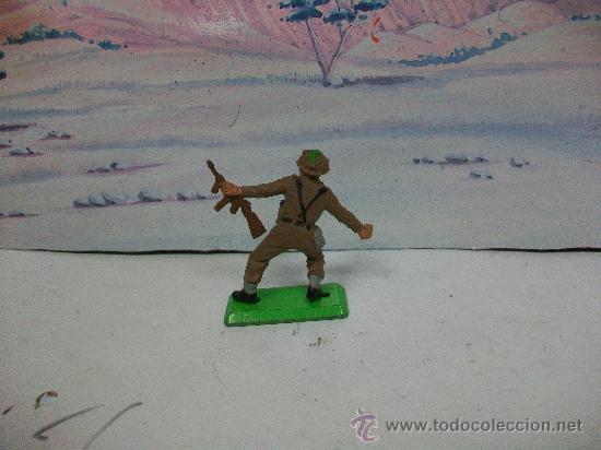 Figuras de Goma y PVC: FIGURA INGLES DE BRITAINS - FIGURA BRITAINS - Foto 2 - 31716563