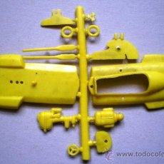 Figuras de Goma y PVC: MONTA/PLEX - LANCHA. Lote 31780540