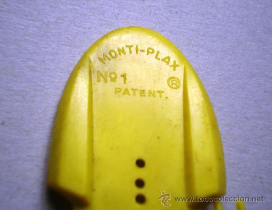 Figuras de Goma y PVC: MONTA/PLEX - LANCHA - Foto 2 - 31780540