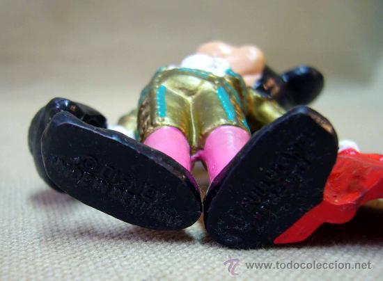 Figuras de Goma y PVC: FIGURA PVC, MICKEY MOUSE, BULLYLAND, 7 CM, TORERO - Foto 3 - 32067909