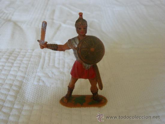 LEGIONARIO ROMANO DE LA MARCA JECSAN AÑOS 70 (Juguetes - Figuras de Goma y Pvc - Jecsan)