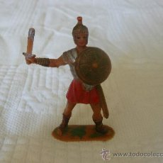 Figuras de Goma y PVC: LEGIONARIO ROMANO DE LA MARCA JECSAN AÑOS 70. Lote 31904687