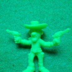 Figuras de Goma y PVC: FIGURA DE LOS HERMANOS DALTON,LUCKY LUKE. Lote 31993784