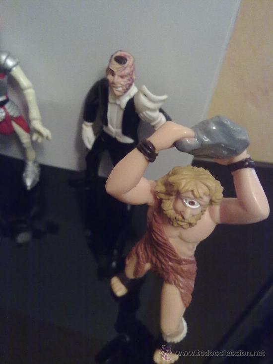 Figuras de Goma y PVC: Colección 22 criaturas diabolicas - Foto 25 - 222087100