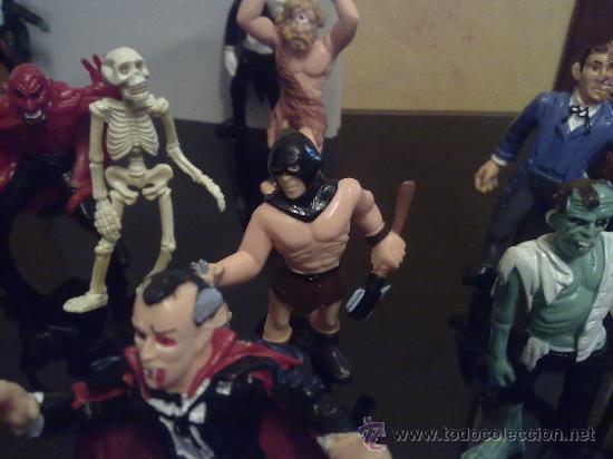 Figuras de Goma y PVC: Colección 22 criaturas diabolicas - Foto 30 - 222087100