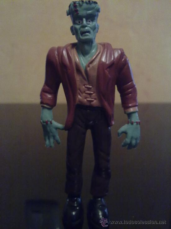 Figuras de Goma y PVC: Colección 22 criaturas diabolicas - Foto 6 - 222087100