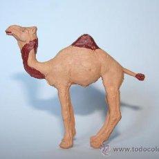 Figuras de Goma y PVC: GAMA CAMELLO O DROMEDARIO DE GOMA. Lote 32082696