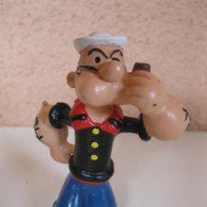 Figuras de Goma y PVC: POPEYE - FIGURA DE PVC - COMICS SPAIN - AÑO 1984.. Lote 32240044