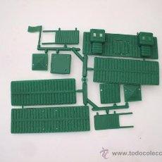 Figuras de Goma y PVC: FOTOKEKI - MONTAPLEX - FORT NEVADA COLOR FOTO - SOBRES SORPRESA MONTAPLEX - AÑOS 70. Lote 156450408