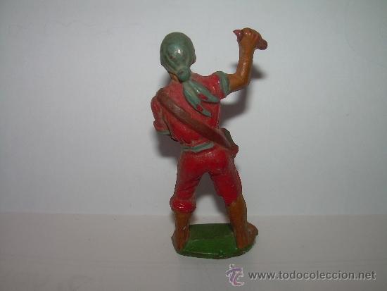 Figuras de Goma y PVC: ANTIGUA FIGURA. - Foto 2 - 32476675