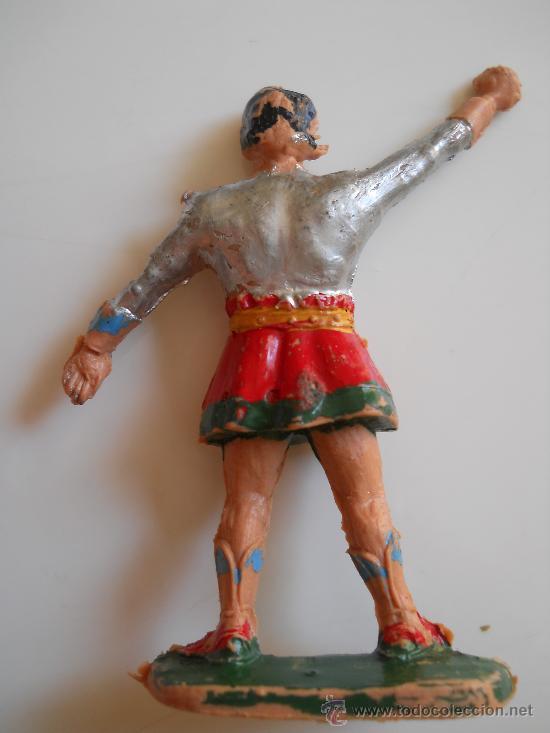 Figuras de Goma y PVC: ESTEREOPLAST : DIFICIL FIGURA DE JABATO EN PLASTICO AÑOS 50 , ORIGINAL 100% - Foto 2 - 32484220