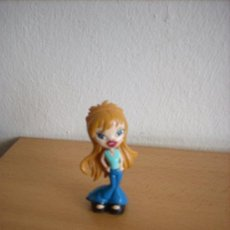 Figuras de Goma y PVC: FIGURA BRATZ MARCA YOLANDA. Lote 32539073