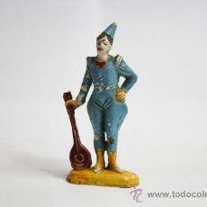 Figuras de Goma y PVC: FIGURA DE PLÁSTICO, PAYASO DEL CIRCO JECSAN. Lote 32639903