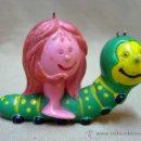 Figuras de Goma y PVC: FIGURA DE PVC, MIM, 6 X 8 CM, LOS SABIOS, BRB, 1983. Lote 32707921