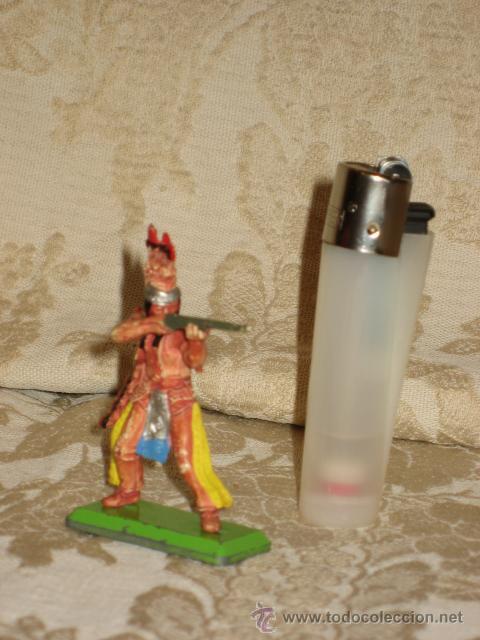 INDIO MARCA DEETAIL (Juguetes - Figuras de Goma y Pvc - Britains)