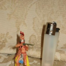 Figuras de Goma y PVC: INDIO MARCA DEETAIL. Lote 32788533