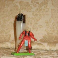 Figuras de Goma y PVC: INDIO MARCA DEETAIL. Lote 32788628