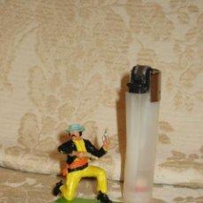 Figuras de Goma y PVC: VAQUERO MARCA DEETAIL. Lote 32788633