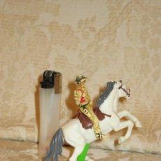 Figuras de Goma y PVC: VAQUERO MARCA DEETAIL. Lote 32788648