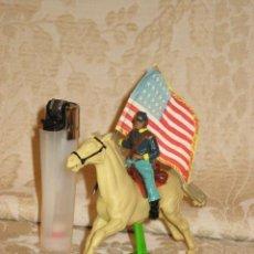 Figuras de Goma y PVC: VAQUERO MARCA DEETAIL. Lote 32788664