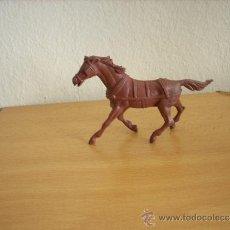 Figuras de Goma y PVC: CABALLO COMANSI DE CARRETA. Lote 32805665
