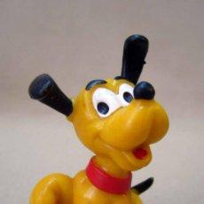 Figuras de Goma y PVC: FIGURA DE PVC, FABRICADA POR BULLY, BABY PLUTO, PERSONAJE MICKEY, ALEMANIA, 1987. Lote 32856940