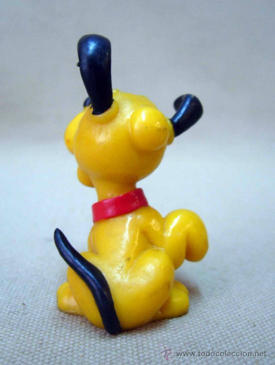 Figuras de Goma y PVC: FIGURA DE PVC, FABRICADA POR BULLY, BABY PLUTO, PERSONAJE MICKEY, ALEMANIA, 1987 - Foto 2 - 32856940