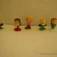 Figuras Kinder: 5 FIGURAS KINDER.. Lote 32871354