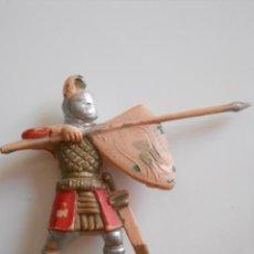 Figuras de Goma y PVC: REAMSA : MEDIEVAL DE LA SERIE RICARDO CORAZON DE LEON FIGURA Nº 190 AÑOS 60 ORIGINAL 100% . Lote 32886187