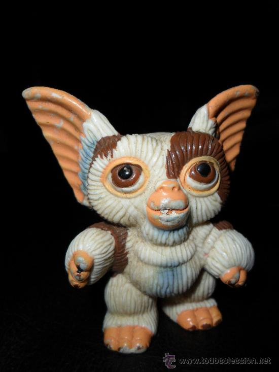 GIZMO, GREMLINS - FIGURA PVC, COMICS SPAIN - MADE IN SPAIN - (Juguetes - Figuras de Goma y Pvc - Comics Spain)