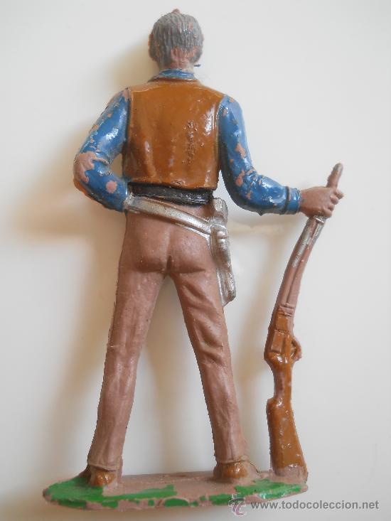 Figuras de Goma y PVC: COMANSI :JHON CARTWRIGHT BONANZA - Foto 2 - 32987717