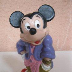 Figuras de Goma y PVC: MICKEY MOUSE - FIGURA DE PVC - WALT DISNEY - BULLY.. Lote 32999924