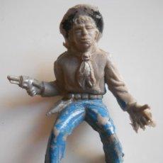Figuras de Goma y PVC: PIPERO REG : VAQUERO DE PIPERO ORIGINAL AÑOS 60 . Lote 33009011