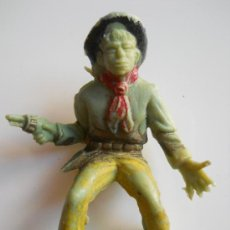 Figuras de Goma y PVC: PIPERO REG : VAQUERO DE PIPERO ORIGINAL AÑOS 60 . Lote 33009184
