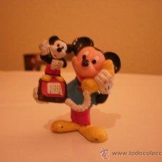 Figuras de Goma y PVC: WALT DISNEY MICKEY MOUSE APPLAUSE PVC. Lote 33138801