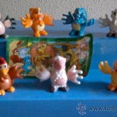 Figuras Kinder: FIGURAS KINDER SORPRESA LOTE ABRAZOTES.. Lote 33241146
