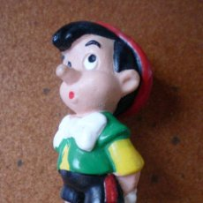 Figuras de Goma y PVC: FIGURA GOMA PINOCHO BULLYLAND. Lote 33263502