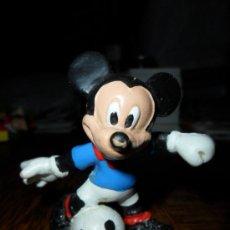 Figuras de Goma y PVC: FIGURA PVC, MIKI MICKEY MOUSE, BULLY. Lote 33279078