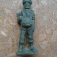 Figuras de Goma y PVC: FIGURA DUNKIN PARACAIDISTA TODDY Nº 10 AÑOS 60.. Lote 33331113