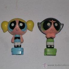 Figuras de Goma y PVC: FIGURA MUÑECA LAS SUPERNENAS DE PVC - CARTOON NETWORK 2000 -. Lote 33472163