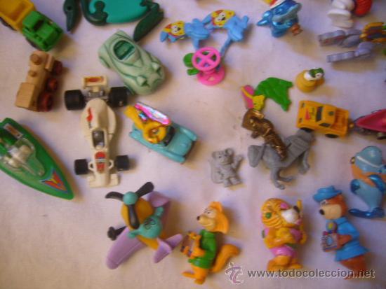 Figuras Kinder: lote antiguas figuras huevos sorpresa kinder - Foto 3 - 33478210