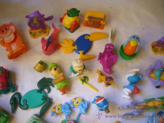Figuras Kinder: lote antiguas figuras huevos sorpresa kinder - Foto 5 - 33478210